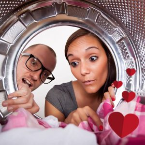 lavatrice e coppia