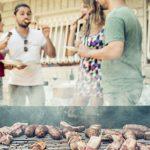 Giardino pronto per il BBQ con Karcher
