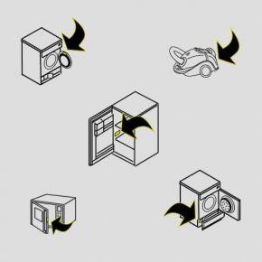 elettrodomestici vari