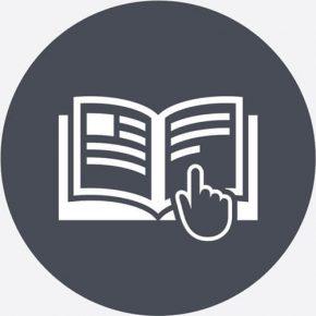 Foto icona manuale