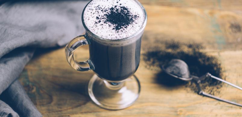 Caffè e carbonella