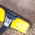 Pulire la casa con un pulitore a vapore Kärcher