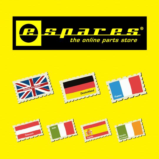 Abbiamo cambiato il nostro marchio – Benvenuti su eSpares Italia!