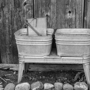 Viaggiare nel tempo con eSpares L'evoluzione della lavatrice