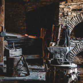 La storia del forno