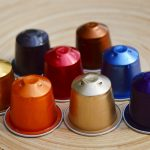 10 idee regalo di Natale utilizzando capsule di caffè.