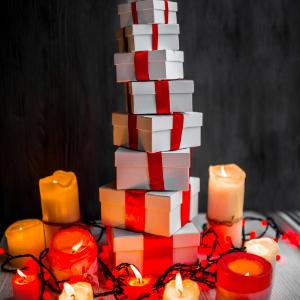 Ravvivare le scatoleRavvivare le scatole di carta da regalo di carta da regalo